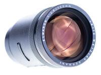 Leitz Elmaron 150 mm f 2,8 Projektor Objektiv mit Stutzen 37121 Top Zustand