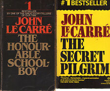 Complete Set Series - Lot of 8 George Smiley books by John LeCarre Le Carre Spy