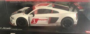 Kyosho Karosserie Mini-Z, Autoscale , Audi R8 LMS 2015 white, MZP234AS