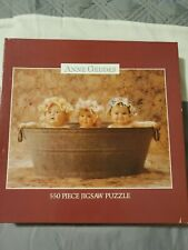 Anne Geddes 550 pcs jigsaw puzzle new