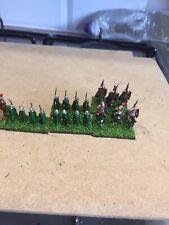Painted 15 mm S/N 3.0 Early Imperial armée romaine II/56 16 éléments (4Bd Gen)