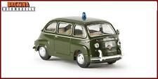 22460 Brekina HO 1:87 Fiat 600 Multipla TD Carabinieri