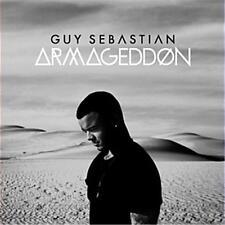GUY SEBASTIAN ARMAGEDDON CD NEW