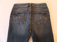Silver Aiko 28 x 33 Bootcut Women's Jeans