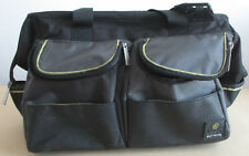 Jeep Baby Traveler Travel Sturdy Duffle Diaper Bag 7 Pockets Easy Access RN90347