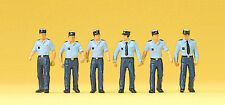 "Preiser 10341 H0 Figurines ""Agents de police in uniforme d'été"" # in ##"