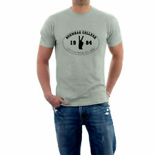 Scumbag College T-shirt. Young Ones Tribute Tee. S- 5XL University Challenge
