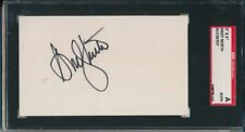 Andy North 1978 & 1985 U.S. Open Champ Signed 3x5 Index Card SGC 143685