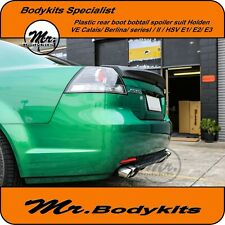 MR BODYKITS REAR BOOT SPOILER BOBTAIL WING-VE OMEGA/CALAIS/BERLINA/COMMODORE/801