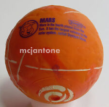 LOOSE Denny's 1992 Jetsons Planets MARS PLANET Red Elroy Jetson INFLATED BALL