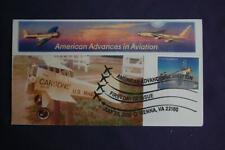 Advances in Aviation P-47 Thunderbolt Stamp FDC William Cachet Sc#3919 10646