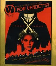 V for Vendetta [New Blu-ray] Ac-3/Dolby Digital, Dolby, Dubbed, Subtitled, Wid