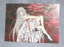 B-2 Chi Chobits Manga KCDX Trading Card CLAMP Kodansha 2002 Foil Holo Prism