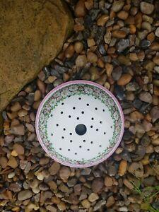 Large Porcelain drainer soap dish