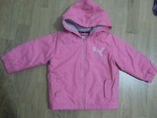 lotto 721 piumino k-way PUMA giacca giubbotto bimba bambina rosa 2 Anni