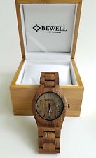 Beautifully Handcrafted Green Sandlewood Watch and Band