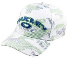 Oakley Arc Cap White S/M Mens Womens Casual Golf Baseball Sport Summer Hat Gift