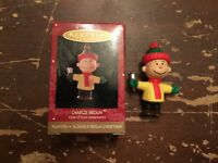 Hallmark Peanuts A Charlie Brown Christmas Series Charlie Brown Tree Ornament
