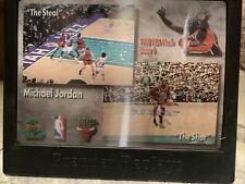 1998 UD Collectible MICHAEL JORDAN 3D  Game 6