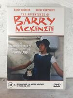 Barry McKenzie DVD - The Shameless Saga of a Young Aussie in Pommyland_M15+ RARE
