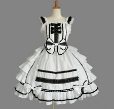 Super Cute Girls Womens Lolita Princess Colorful Party Western Style Dresses