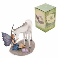 Unicorns Kiss Fairy Lisa Parker Tales of Avalon Fantasy Faerie Magical Legends