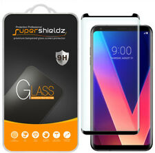 Supershieldz for LG V35 ThinQ Full Cover Tempered Glass Screen Protector