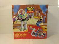 Disney Pixar Toy Story 7-Piece Dinnerware Set Zak Designs 1995  t3398