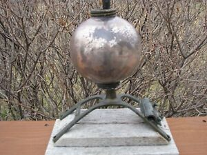 Old SCA With Metal Tube Lightning Rod Ball