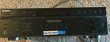Sony STR-DE197 Home Audio/Video Control Center AM/FM Stereo Receiver *No Remote*