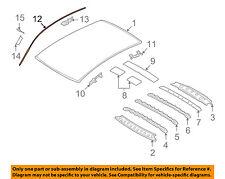 Infiniti NISSAN OEM 08-12 EX35-Roof Molding Trim Right 738541BA0B