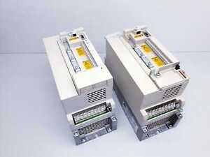 2x Frequenzumrichter 7,5kW OSMA  KEB 14.F5.G1E-3A0A  gehäuseschaden funktioniert