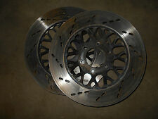 suzuki gs750e gs750es front brake rotors discs 85 gs700e gs700es 83 1983 gs750