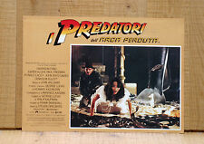 I PREDATORI DELL'ARCA PERDUTA fotobusta poster Ford Raiders of Lost Ark J93