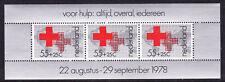 NVPH 1164 BLOK RODE KRUIS RED CROSS 1978 POSTFRIS CAT.WRD. 1,50 EURO