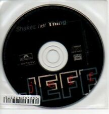 (156L) Jeff, Shakes Her Thing - French DJ CD