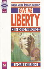 [H2M] FRANK MILLER GIBBONS GIVE ME LIBERTY 1/4 COMPLETA GRANATA PRESS