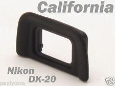 DK-20 Rubber EyeCup Eyepiece For NIKON F65 F75 D5000 D80 F80D F55D F65D DK20