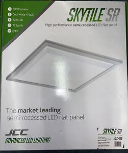 JCC Skytile® SR 42 Watt Semi-Recessed LED Panel JC71405 Cool White
