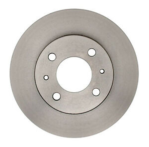 Disc Brake Rotor-Non-Coated Front ACDelco Advantage fits 00-02 Hyundai Accent