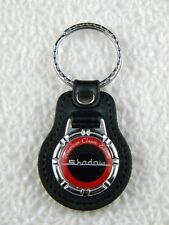 HONDA SHADOW MOTORCYCLE KEY FOB KEY CHAIN RING CRUISER BIKER PATCH PIN RIDER V2