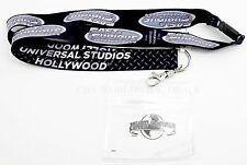 NEW Universal Studios Hollywood Fast & Furious Supercharged Lanyard Keychain