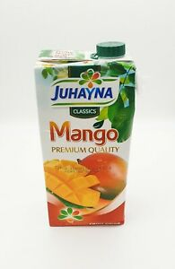 Juhayna Juice Drink 1L Pack of 12  (Made in Egypt)