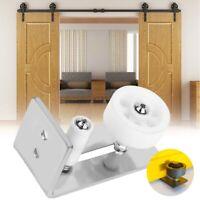 Adjustable Stay Roller Floor Guide for Bottom of Sliding Barn Door Ball Bearing