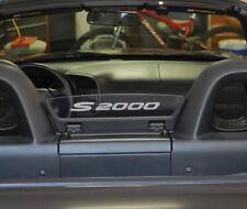 Honda S2000 autocollant déflecteur +2 free wing mirror stickers AP1 AP2 vtec