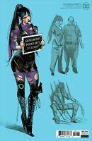 BATMAN #102 INC 1:25 JORGE JIMENEZ GHOST-MAKER CARD STOCK VARIANT 11//3