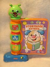 Baby SMARTRONICS Story Book RHYMES! FANTASTIC Book!