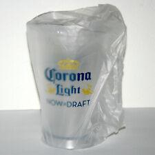 Corona Light Plastic Pitcher, Corona Light Now On Draft Beer Pitcher, NEW, 60 oz
