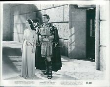 1952 Androcles and the Lion Jean Simmons Victor Mature Original Press Photo