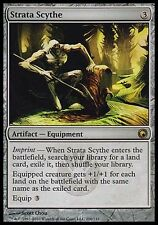 1x Strata Scythe Scars of Mirrodin MtG Magic Artifact Rare 1 x1 Card Cards